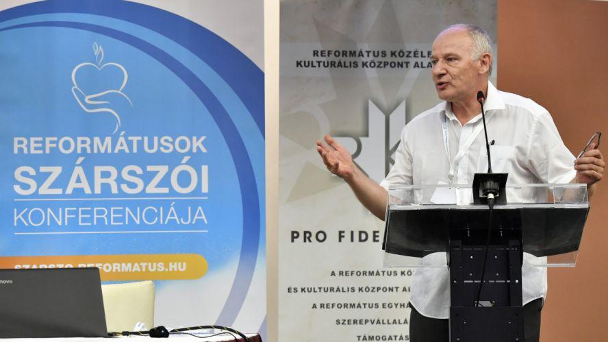 Közéleti kérdések a középpontban a reformátusok Szárszói Konferenciáján